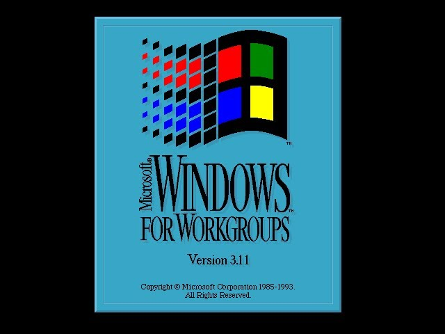 Exploring Windows for Workgroups 3.11 - Early 90s Networking